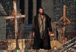 Image of Hugh Jackman as Jean Valjean in Les Misérables